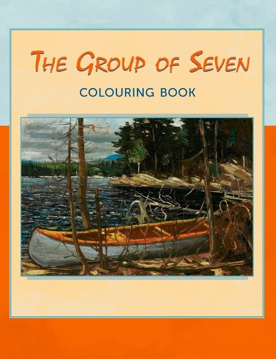 Colouring Book - The Group of Seven