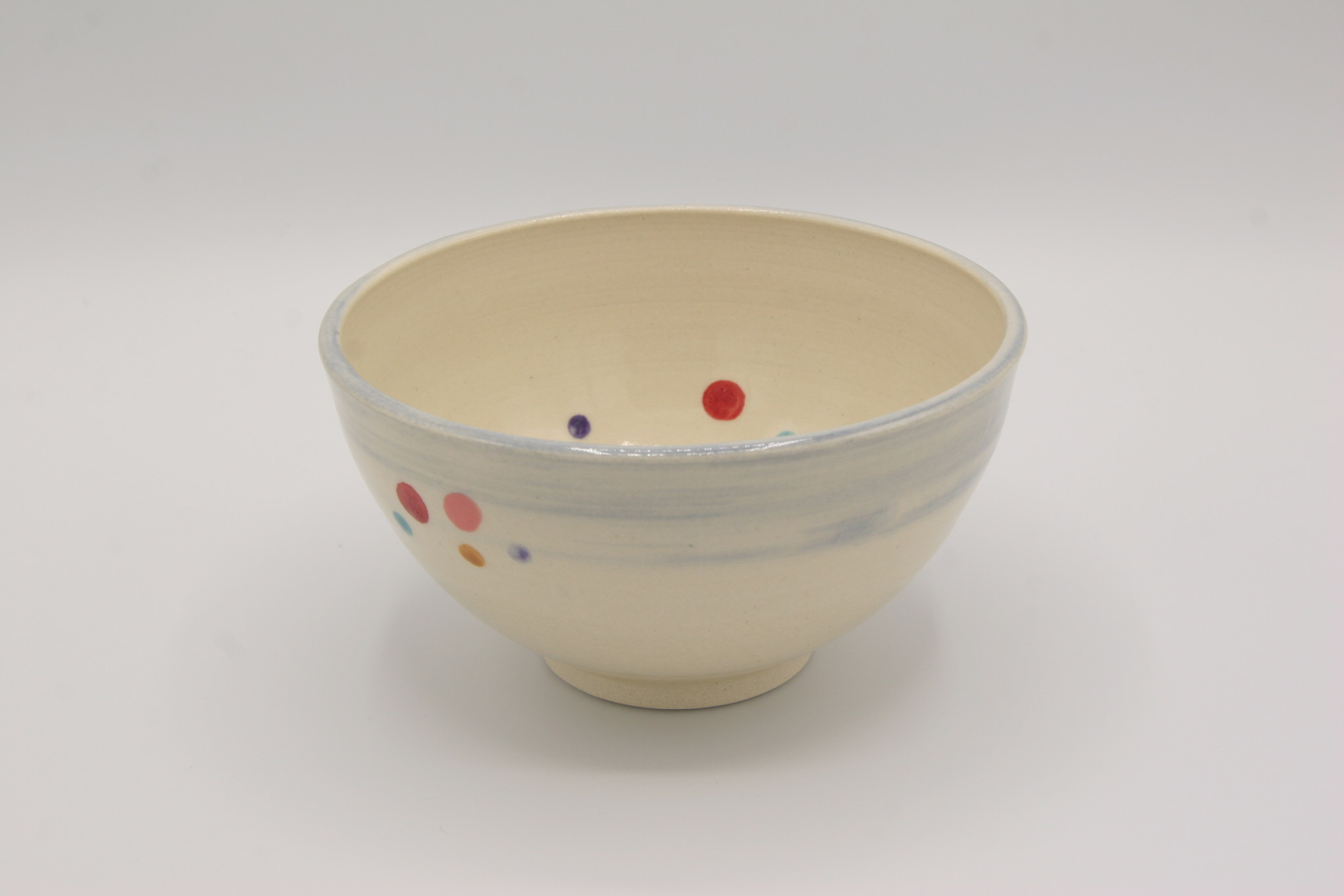 Carolyn DiPasquale - CCBC Large Dotted Bowl