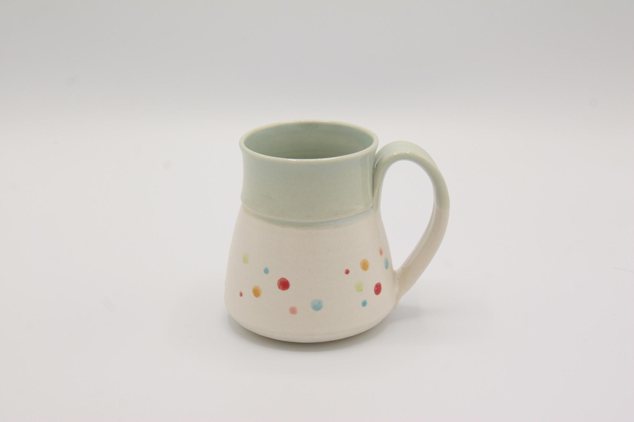 Carolyn DiPasquale - CCBC Mug - Dotted