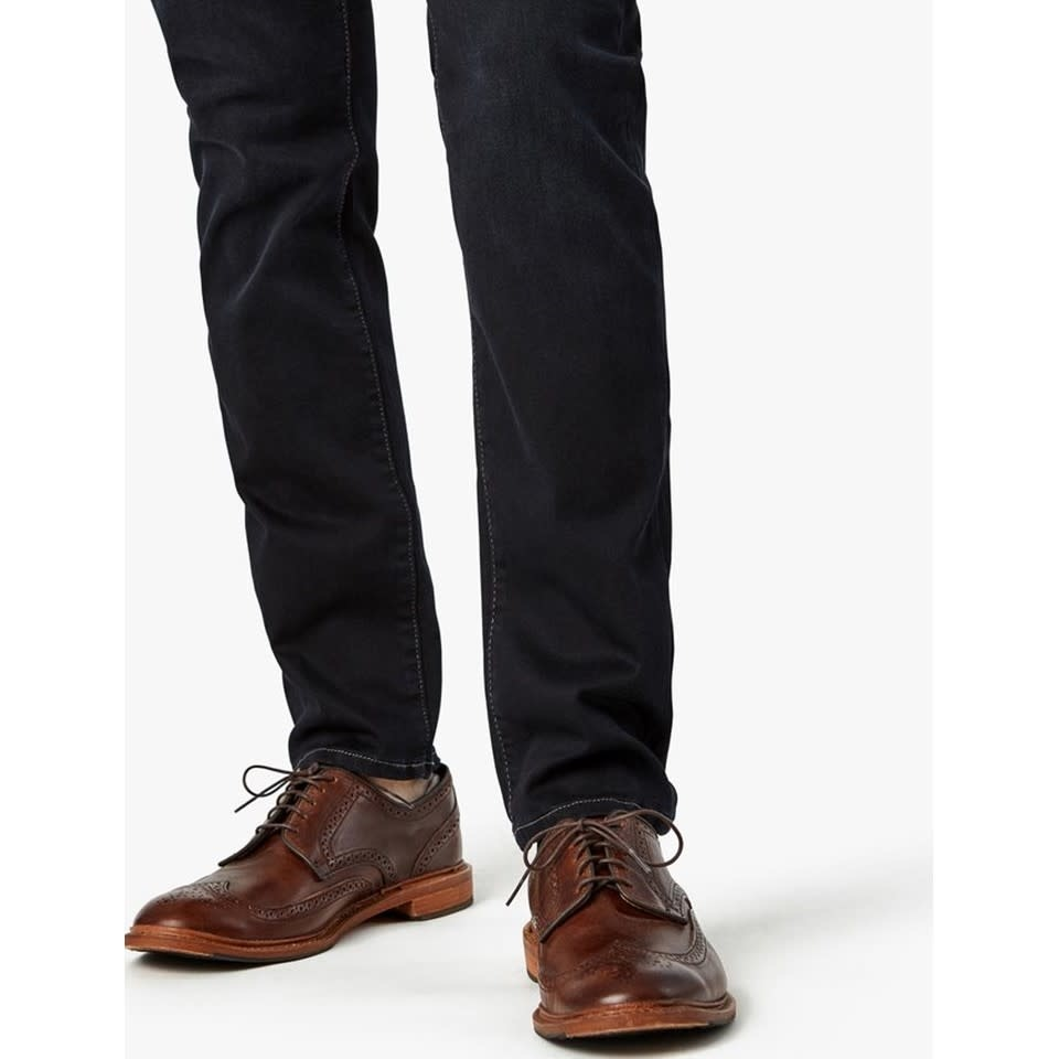 34 HERITAGE Cool Tapered Leg In Midnight Austin