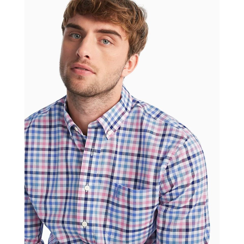 JOHNNIE-O Johnnie-O Damien Hangin' Out Button-Up
