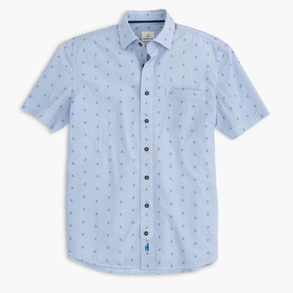JOHNNIE-O Johnnie-O JMWS1450 Cyrus Button-Up