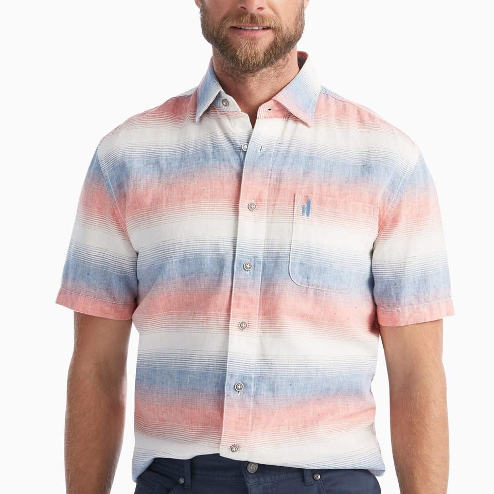 JOHNNIE-O Johnnie-O JMWS1310 DONNIE Button-Up