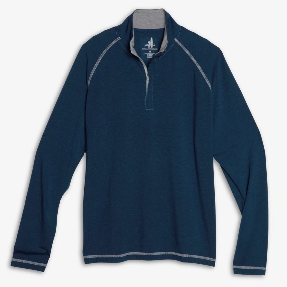 JOHNNIE-O Johnnie-O Collier Bamboo Blend 1/4 Zip Pullover JMKO1600