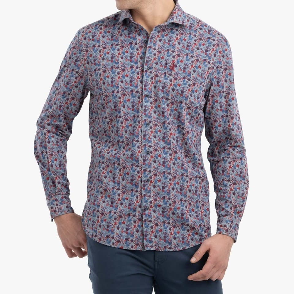 JOHNNIE-O Johnnie-O Selleck  Hangin' Out Button-Up JMWL4740
