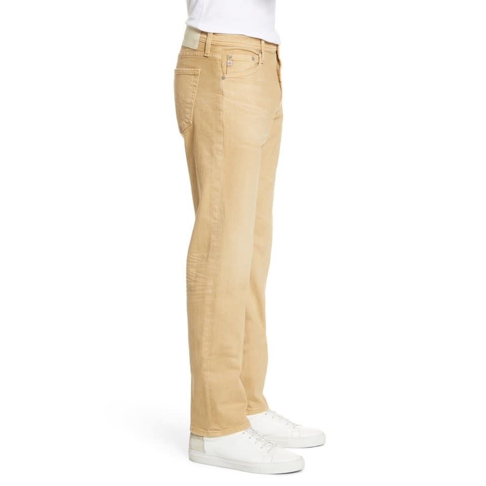 AG AG Sueded Stretch Sateen Graduate 5-Pocket Pant 1174SUD