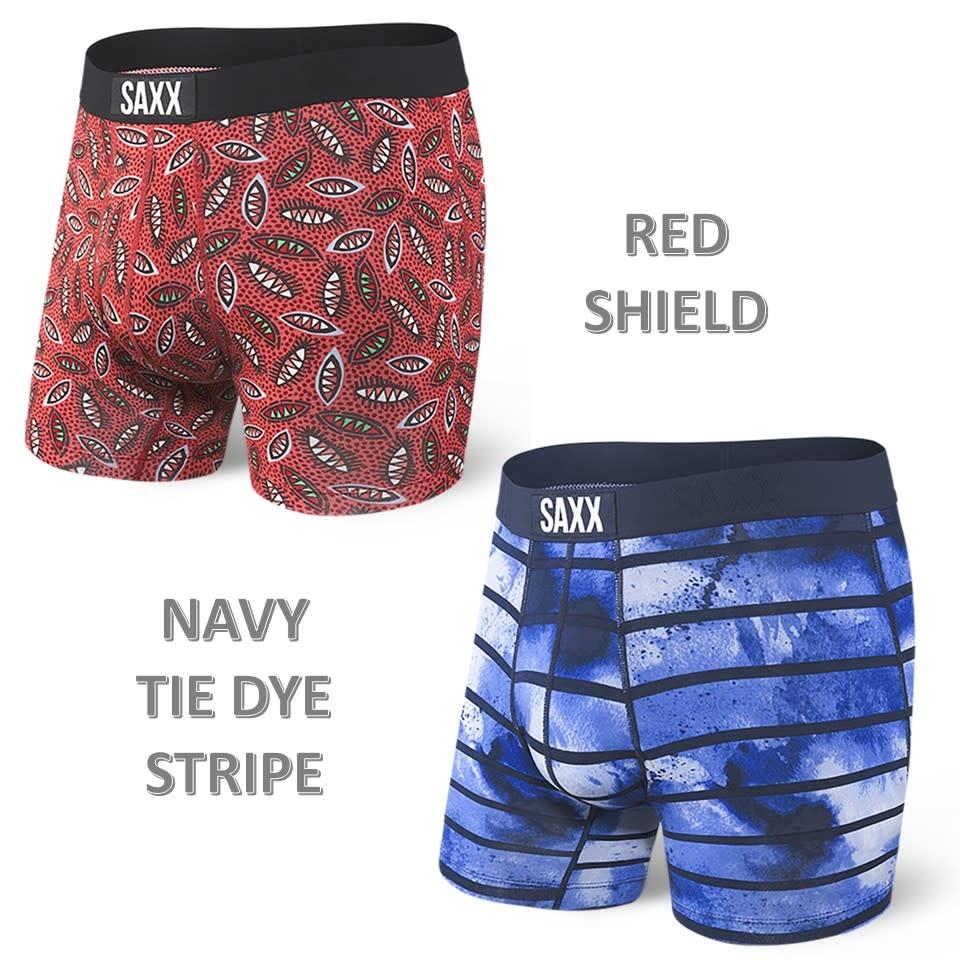 Saxx Underwear SAXX Vibe Boxer Brief SXBM35