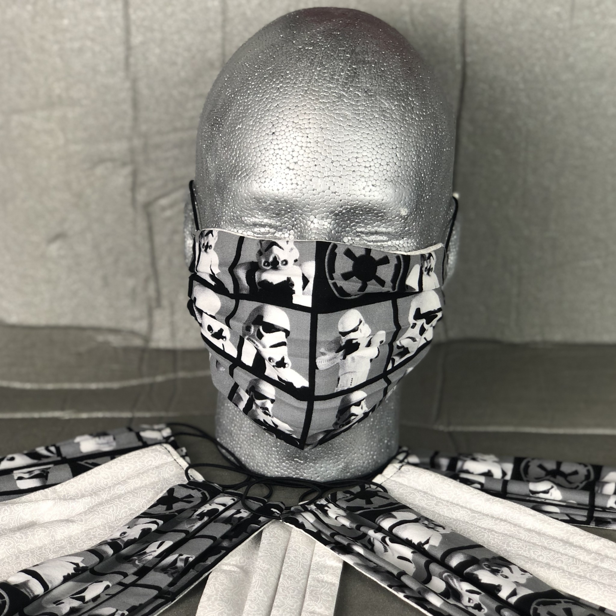OSAGE CREEK Sci-Fy Elastic Ear Loop Face Mask