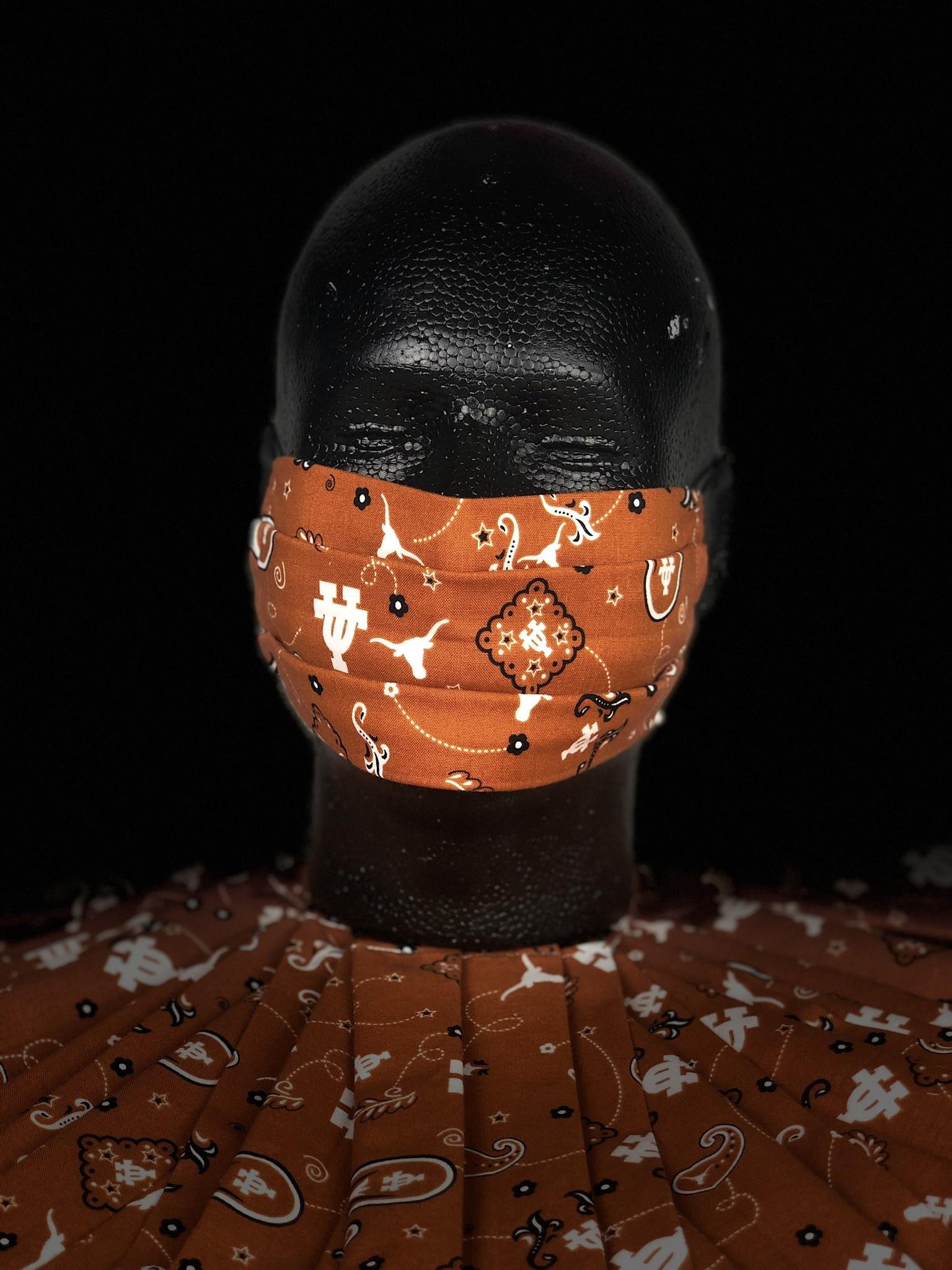 OSAGE CREEK Sports Elastic Ear Loop Face Mask