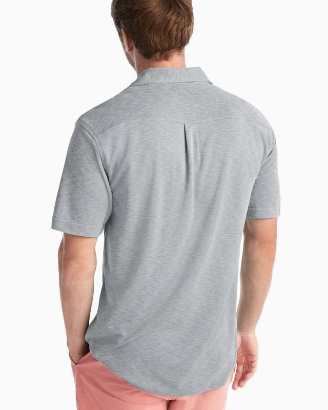 JOHNNIE-O JOHNNIE-O Stokes Hangin' Out Cutaway Collar Short Sleeve Shirt