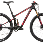 Pivot Cycles Pivot Mach 4 SL Pro XO1 120 Cherry Red MD