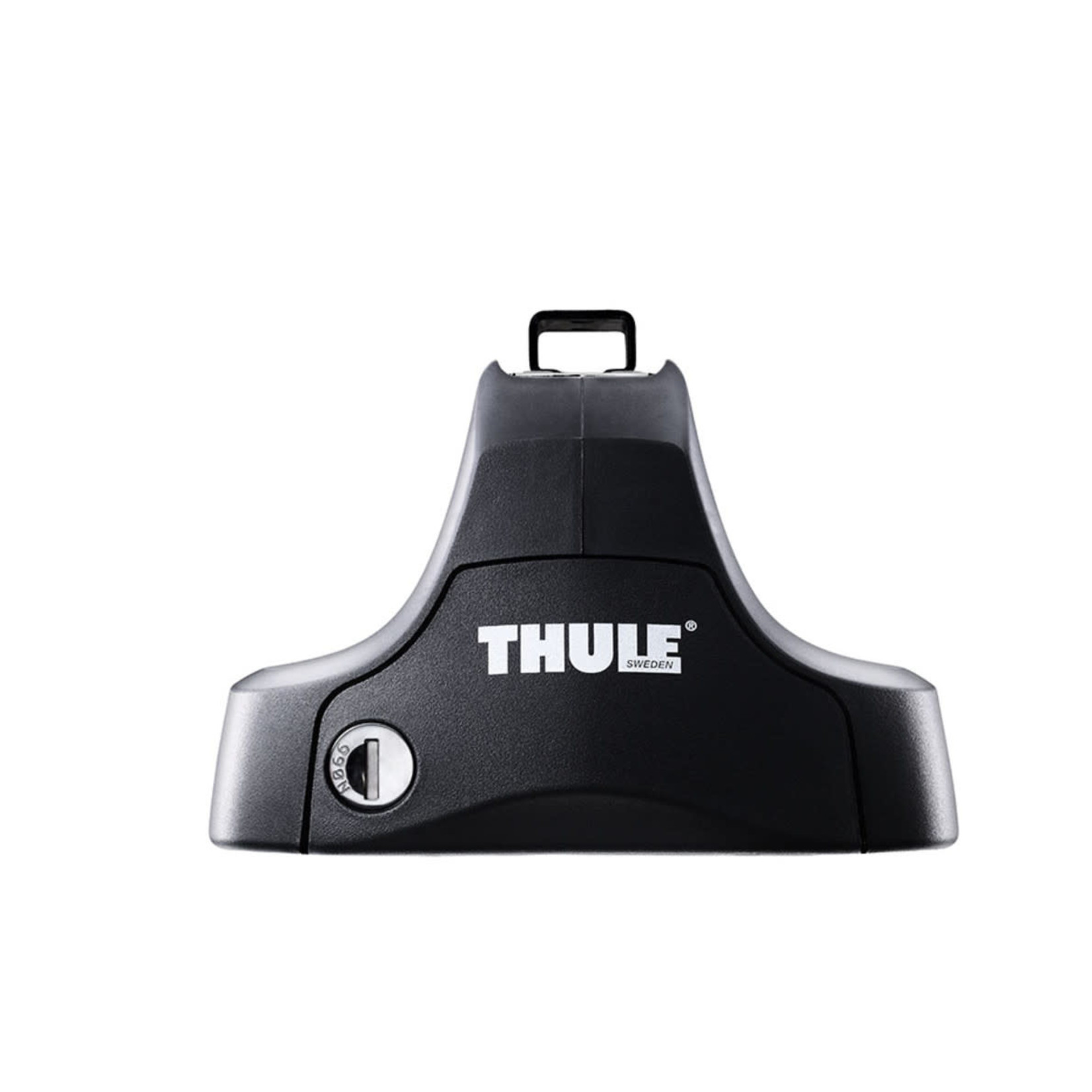Thule Thule 480R Rapid Traverse Foot Pack Tower Set: Fits Rapid Aero Bars, 4- Pack