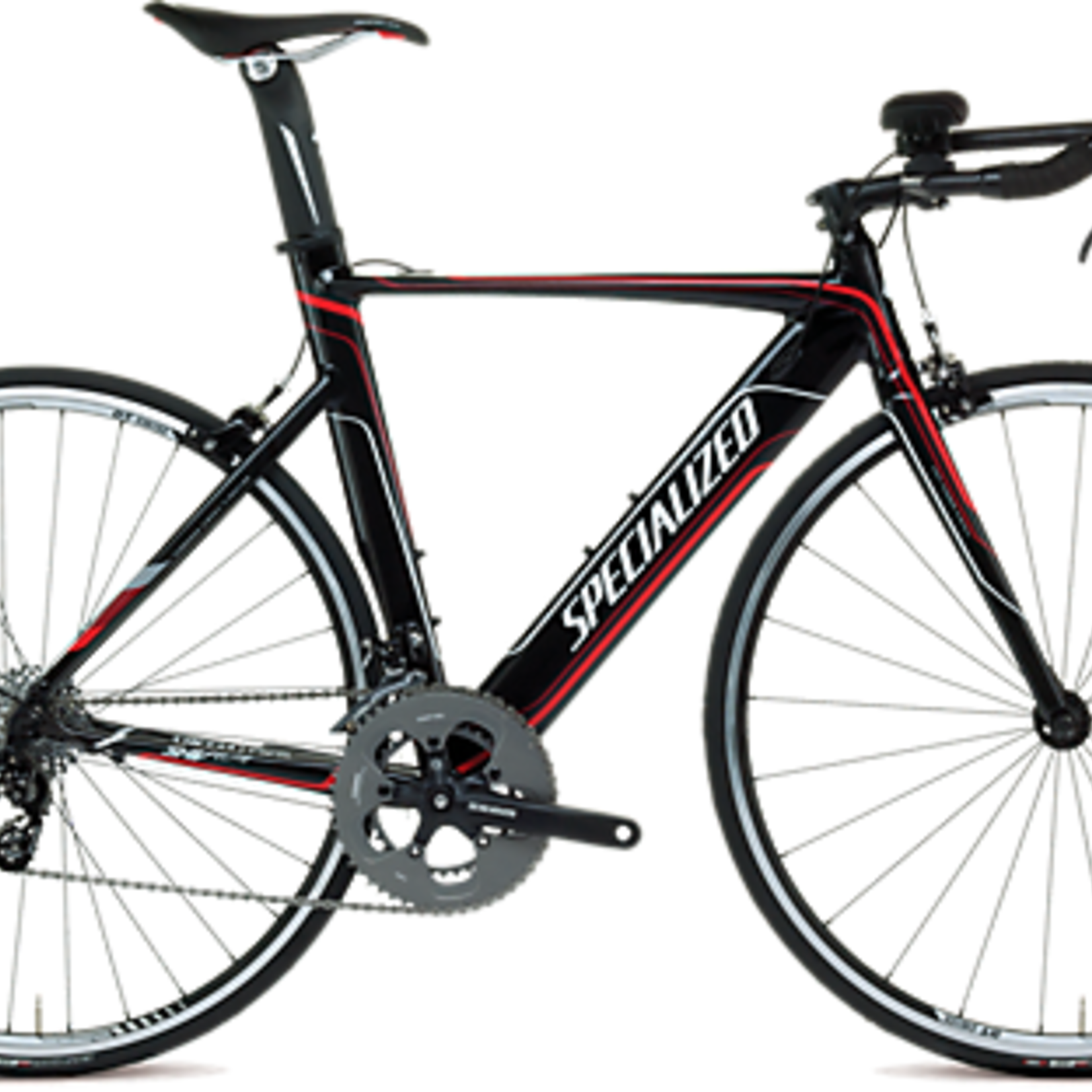 Specialized SHIV ELITE A1 APEX M2 BLK/RED S