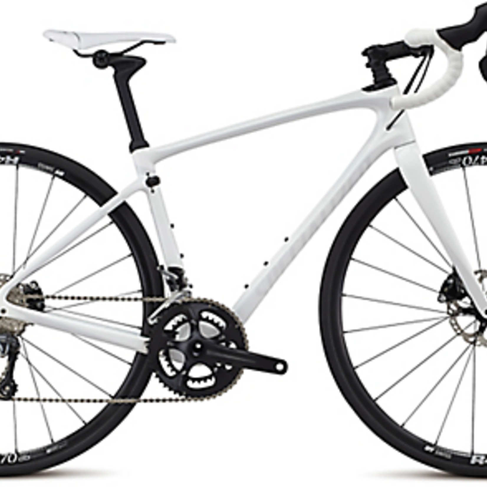 Specialized RUBY COMP WHT/METWHTSIL 56