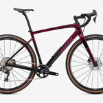 Specialized DIVERGE EXPERT CARBON RSBRY/REDWD/BLK 56