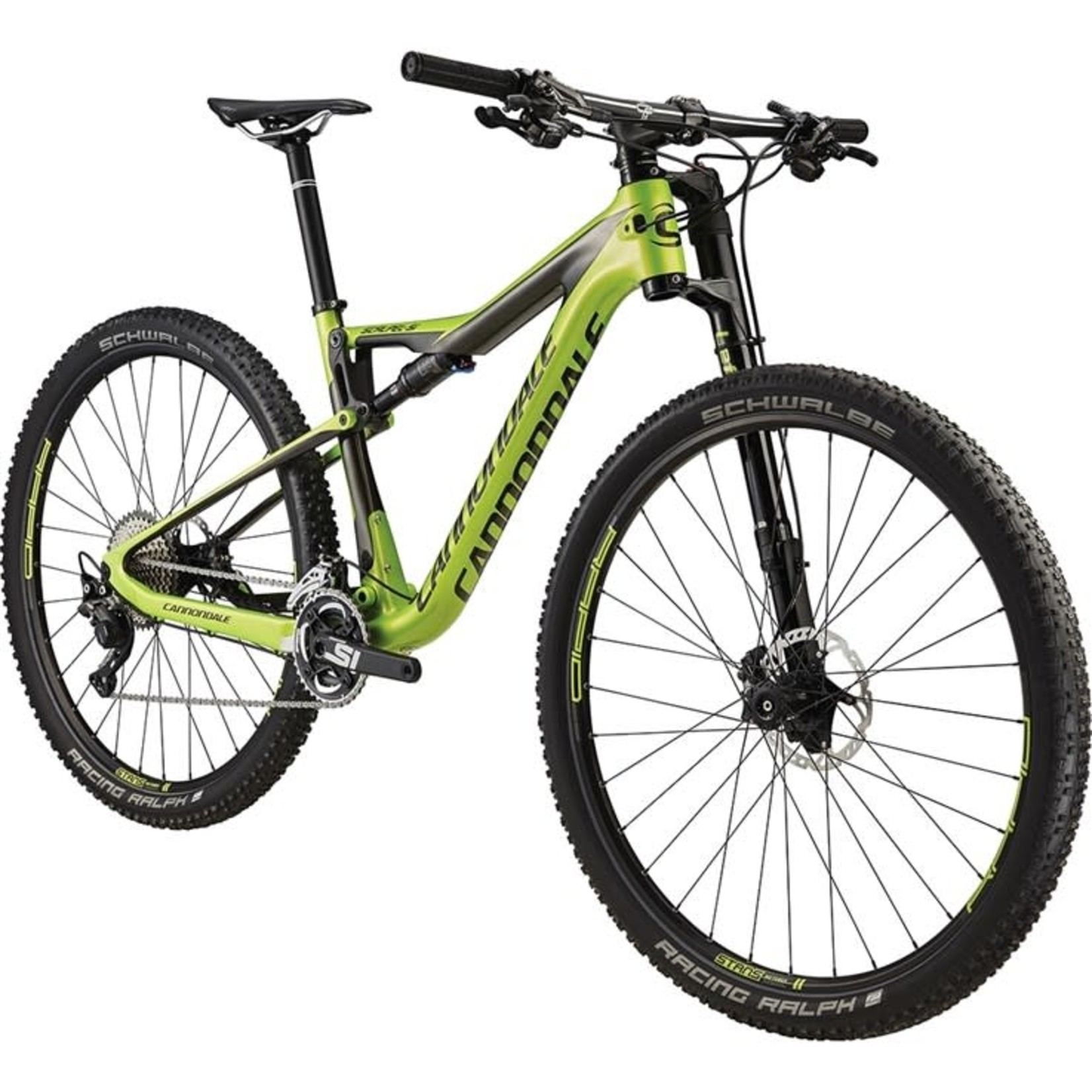 Cannondale 29 M Scalpel Si Crb 4 AGR MD