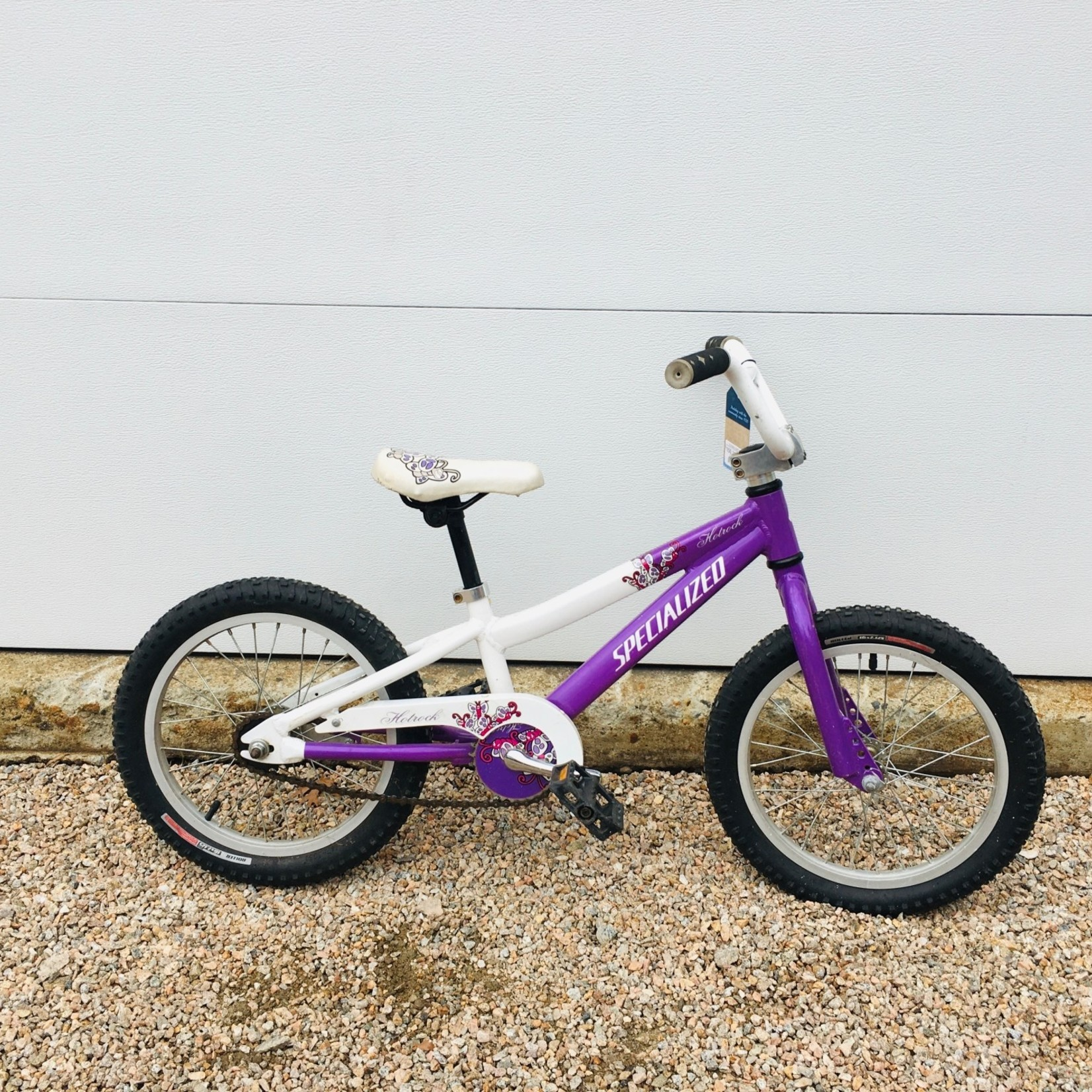 Specialized Specialized Hotrock 16 PURP/WHT USED