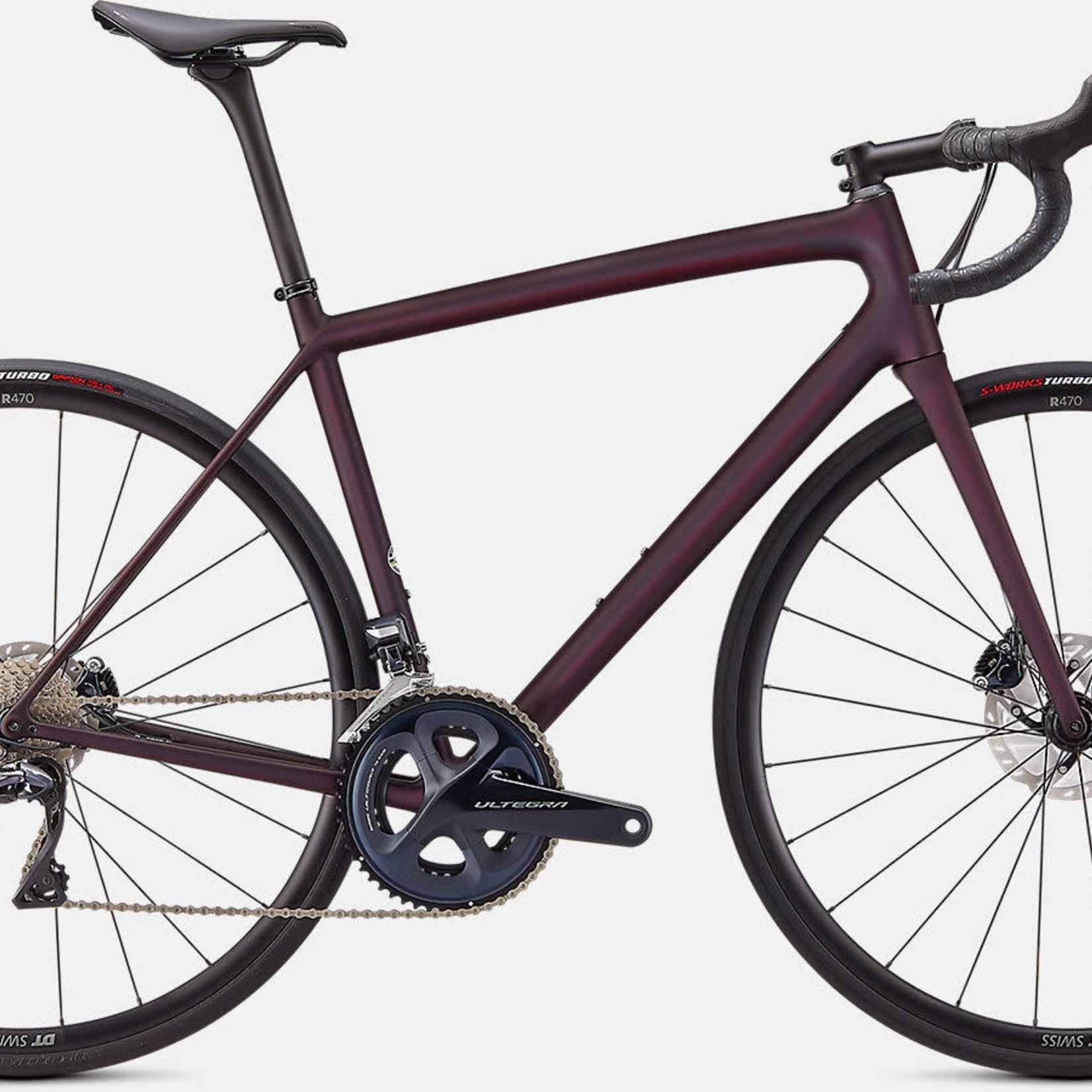 Specialized AETHOS EXPERT REDTNT/DRMSIL 58