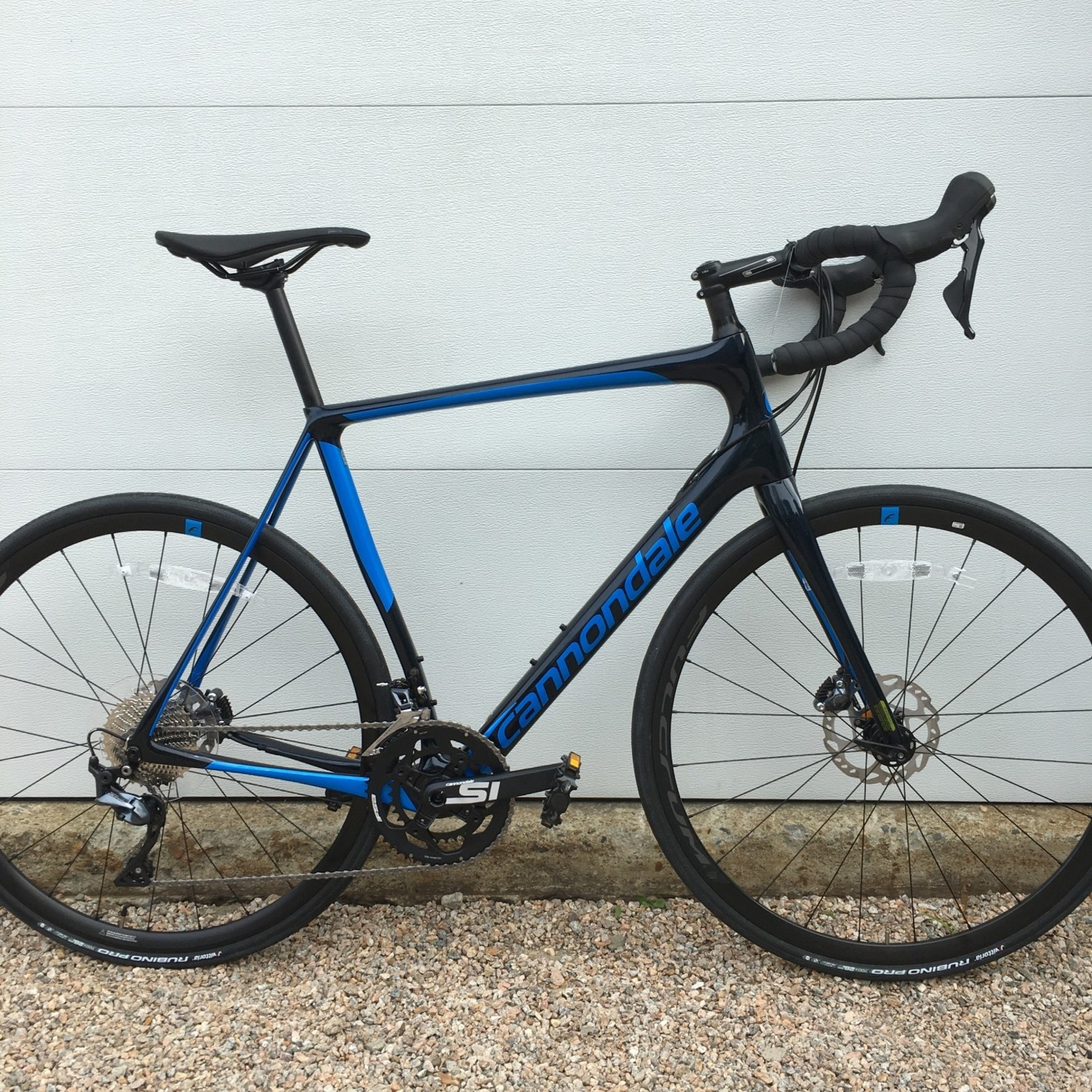 Cannondale 700 M Synapse Crb Disc Ult MDN 58 Midnight Blue 58 cm frame