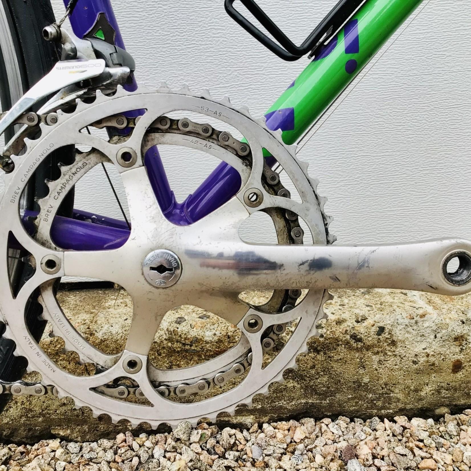 Bossa Basso 54cm Green/Purple USED