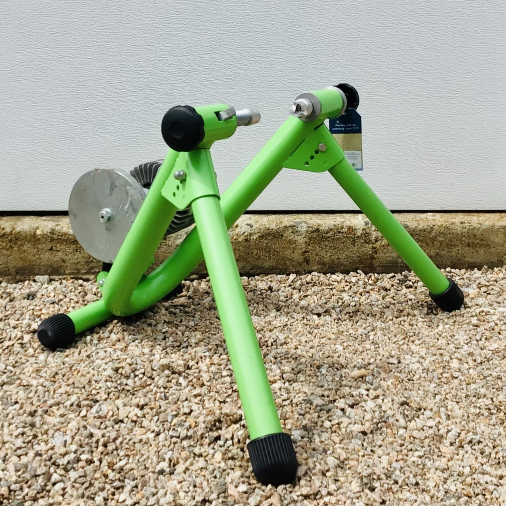 Kinetic Kinetic Resistance Trainer Green USED