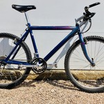 """Cannondale Cannondale Competition Series 20"""" Blue USED"""