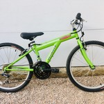 """Specialized Specialized Hotrock 24"""" Green USED"""