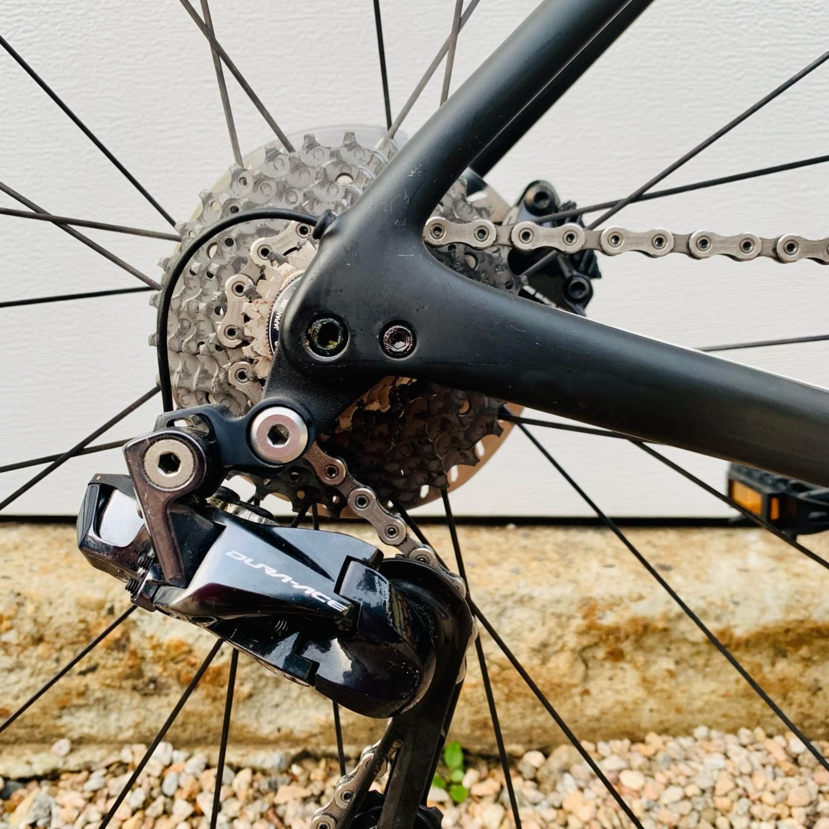 Specialized 2019 Specialized S-Works Roubaix Di2 54cm Black USED