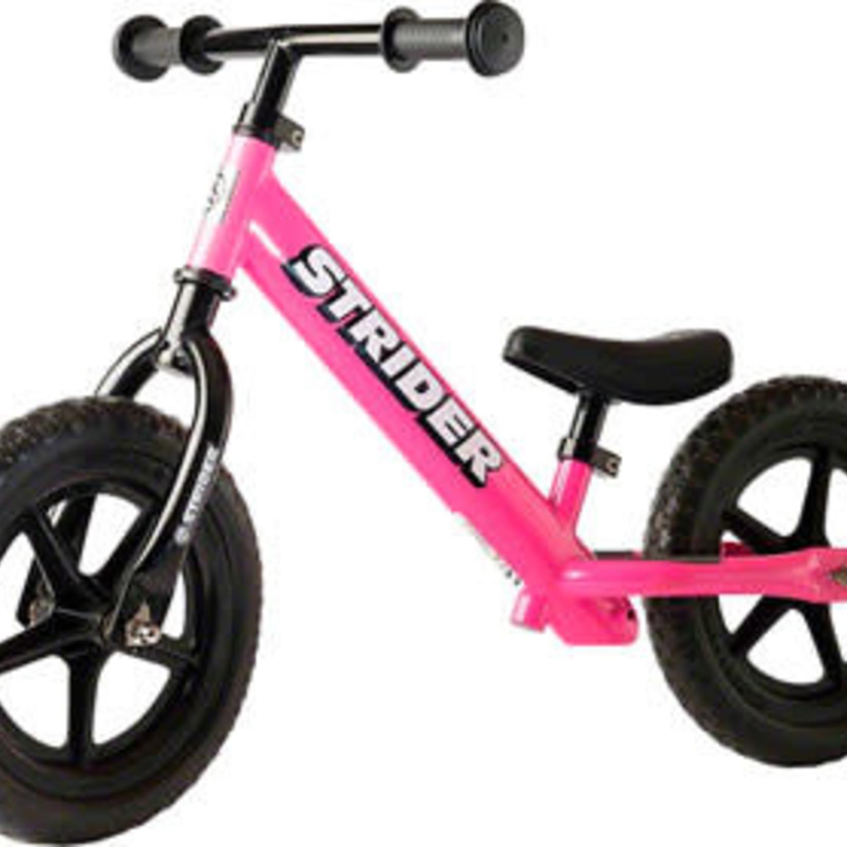 Strider Sports Strider 12 Classic Balance Bike Pink
