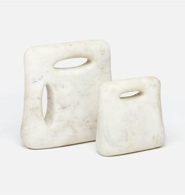 Made Goods Alvis Marble Object -  Set of 2