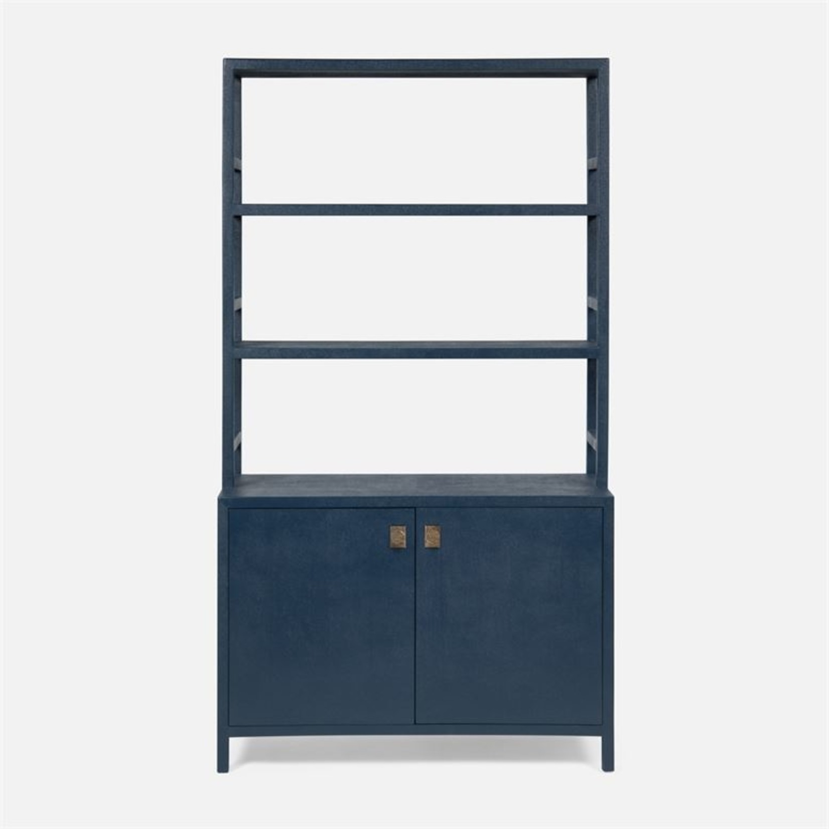Made Goods Jake Bookcase w/ Hutch
