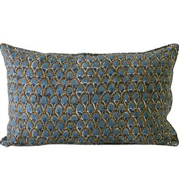 Walter G Scopello Linen Pillow