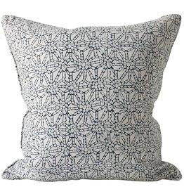 Walter G Kanoko Linen Pillow