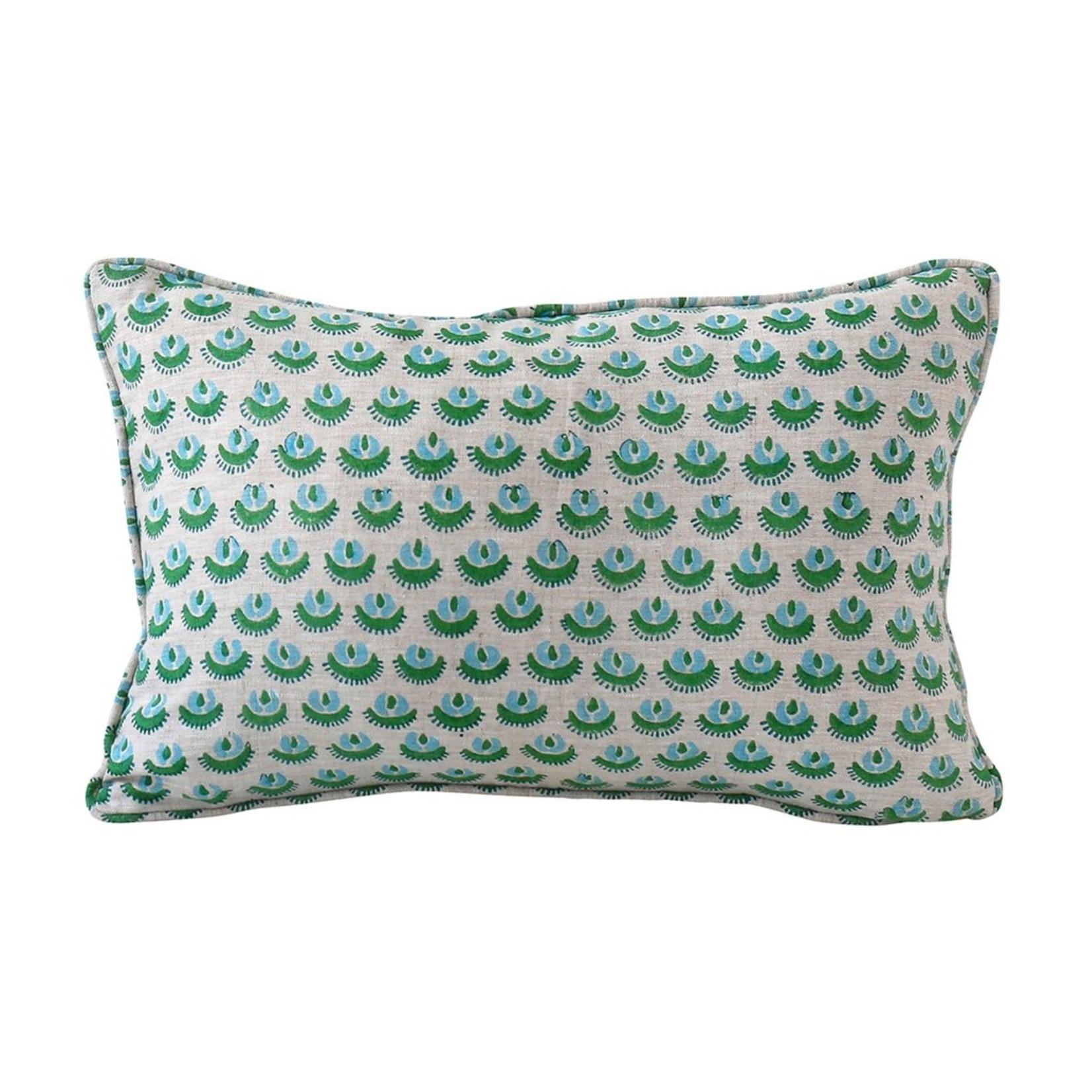 Walter G Cadiz Linen Pillow