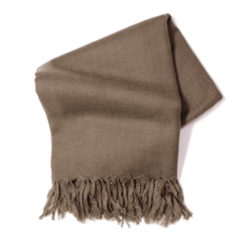 Fig & Bella Hand Knotted Cashmere Throws