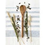 Scents and Feel Olive Wood Spoon - Round Handle