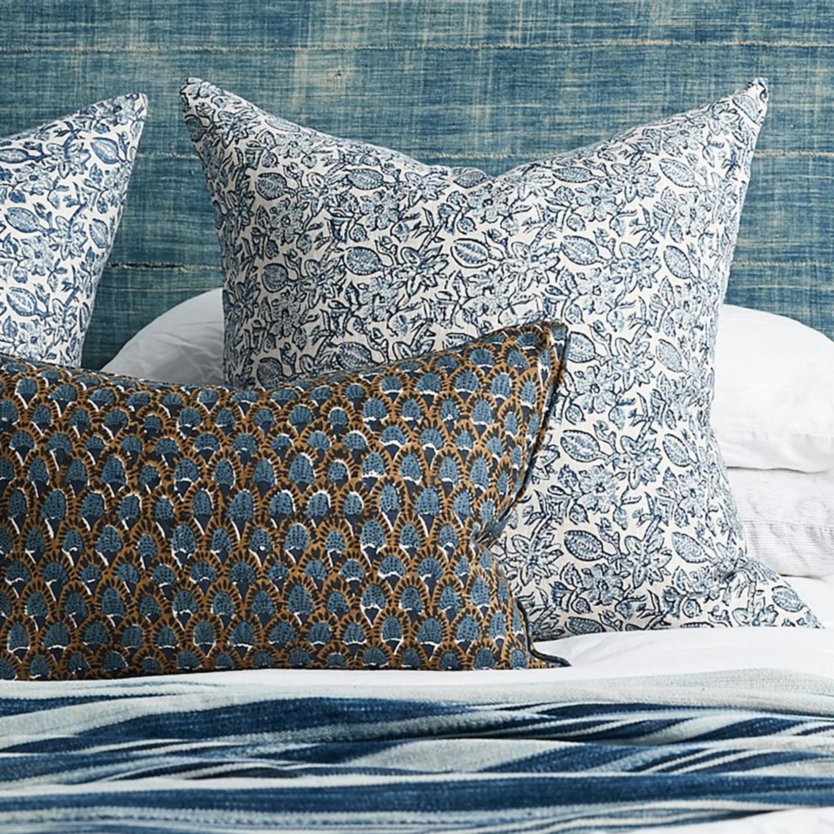 Walter G Scopello Linen Pillow