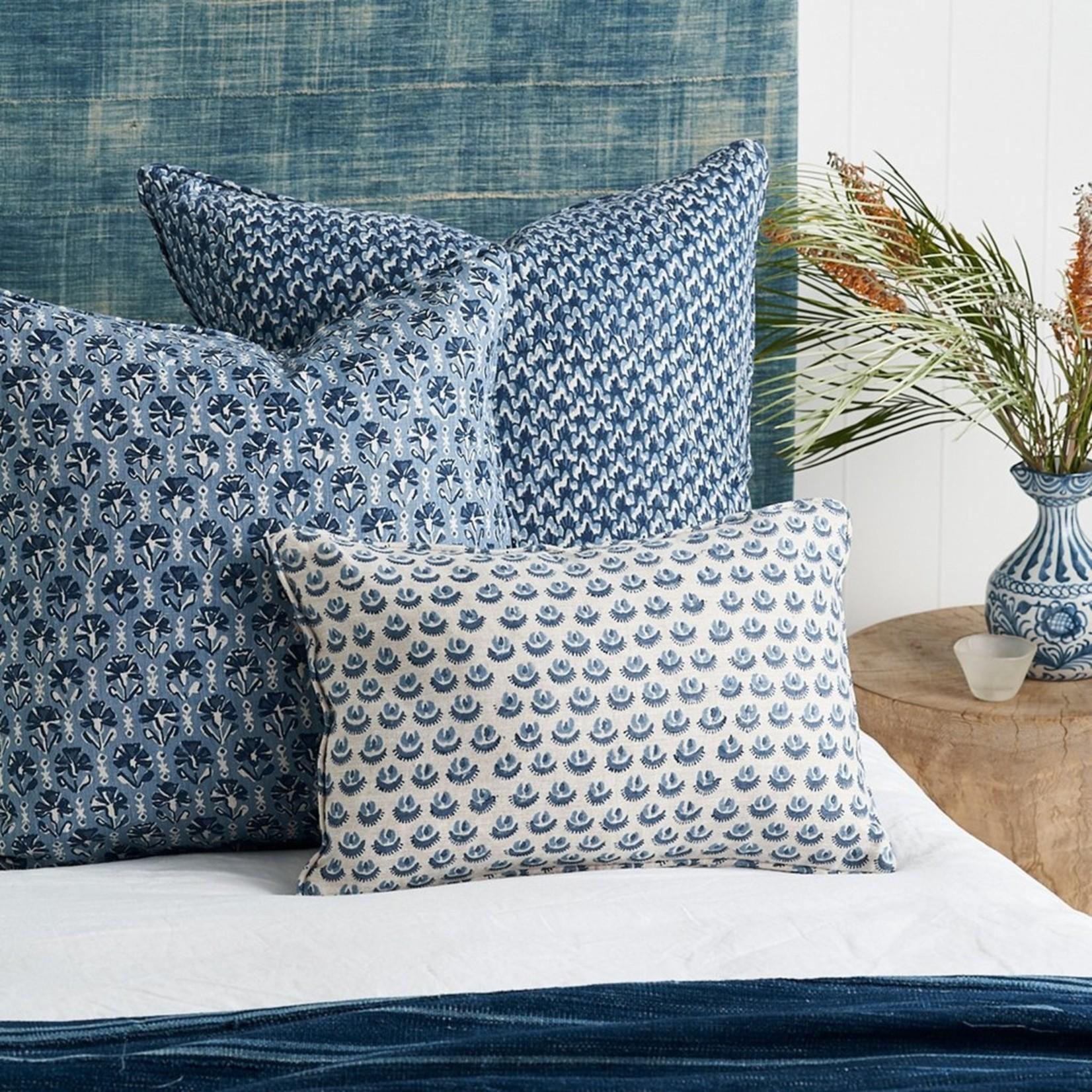 Walter G Biarrtiz Linen Pillow