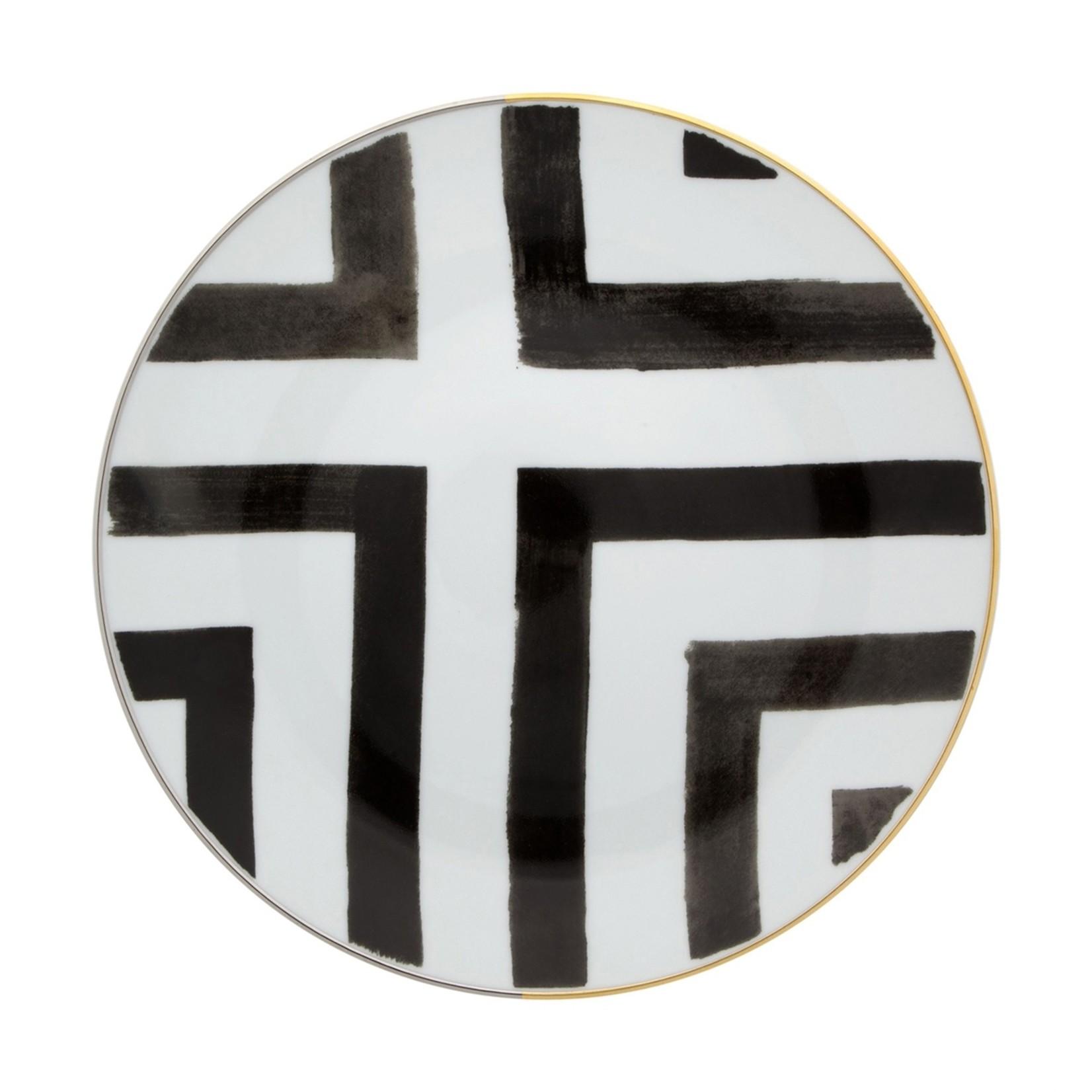 Vista Allegre Sol Y Sombra Porcelain Tableware