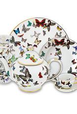 Vista Allegre Butterfly Parade Porcelain Tableware