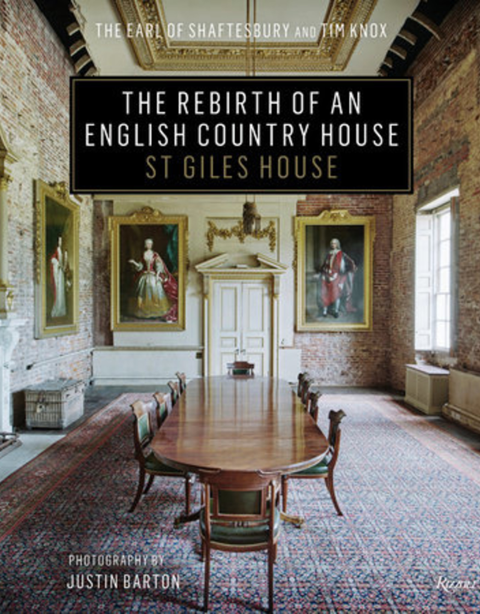 Penguin Random House The Rebirth of an English Country House