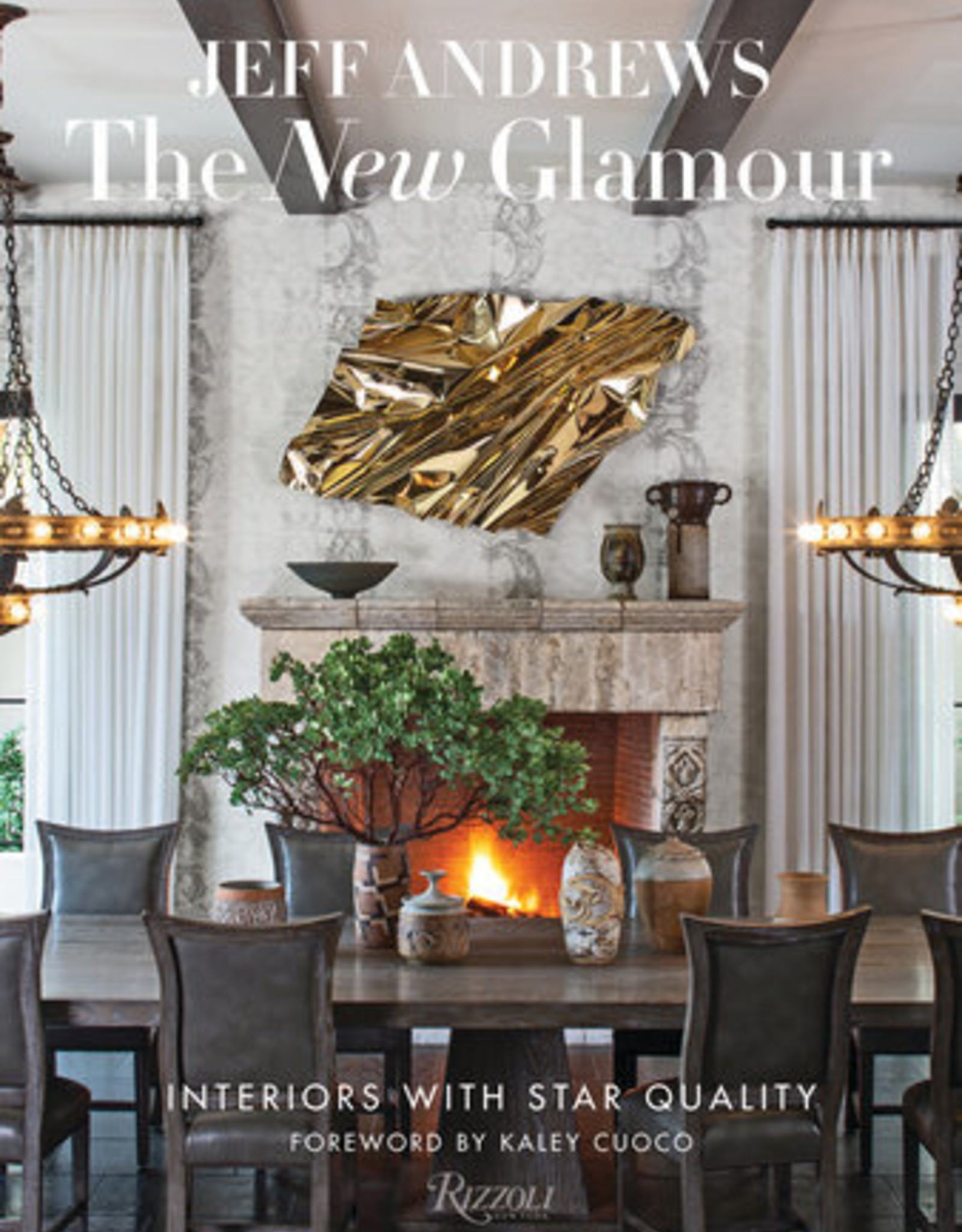 Penguin Random House New Glamour: Interiors With Star Quality