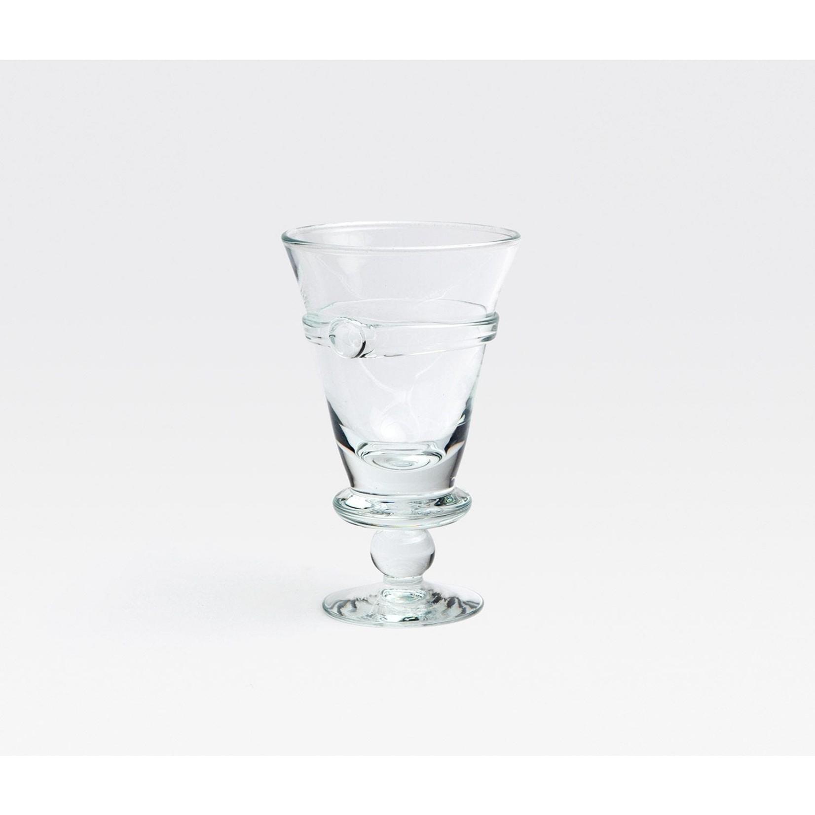 Blue Pheasant Charlotte Glassware