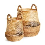 Napa Home and Garden Kolaka Belly Baskets
