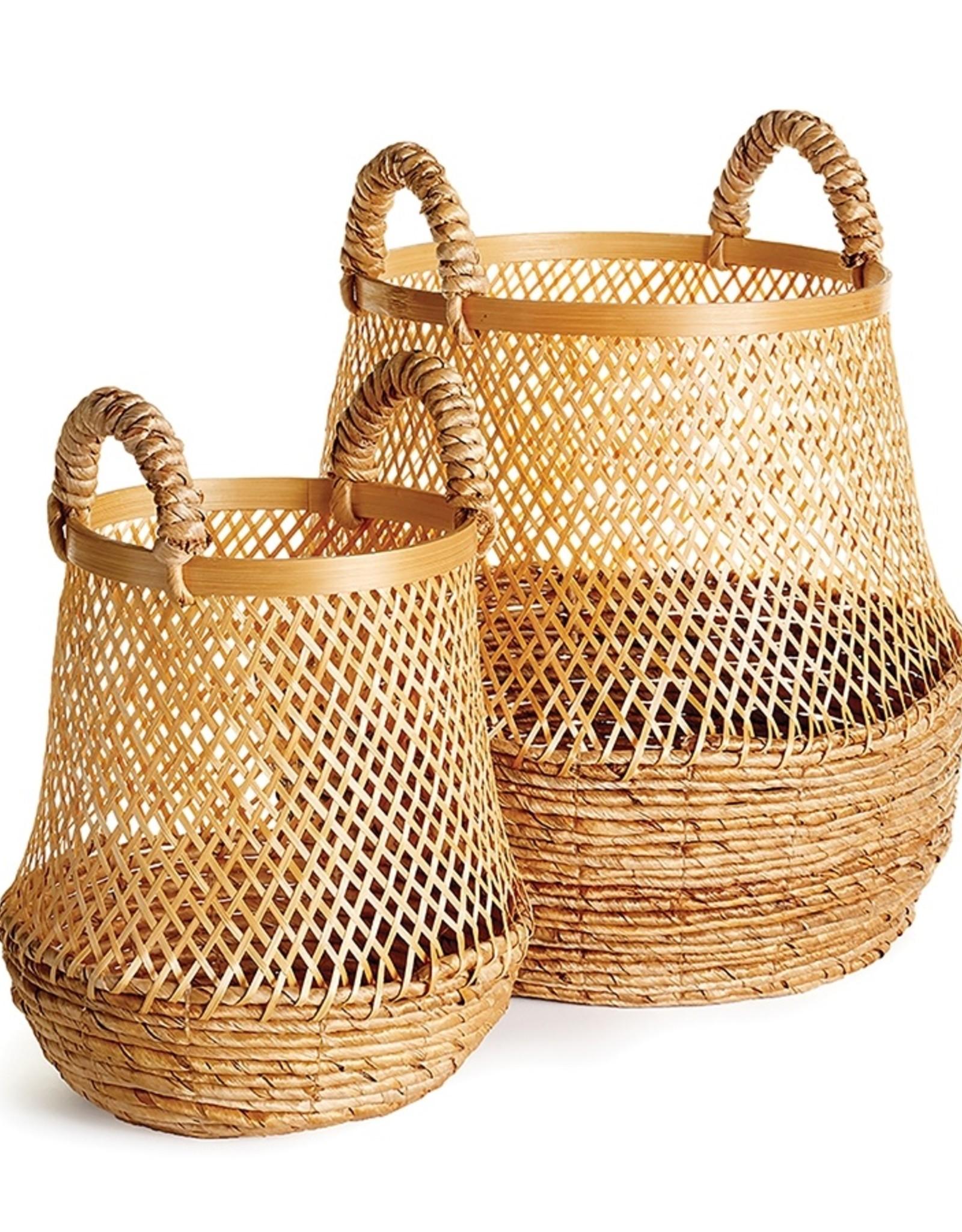 Napa Home and Garden Kolaka Belly Baskets