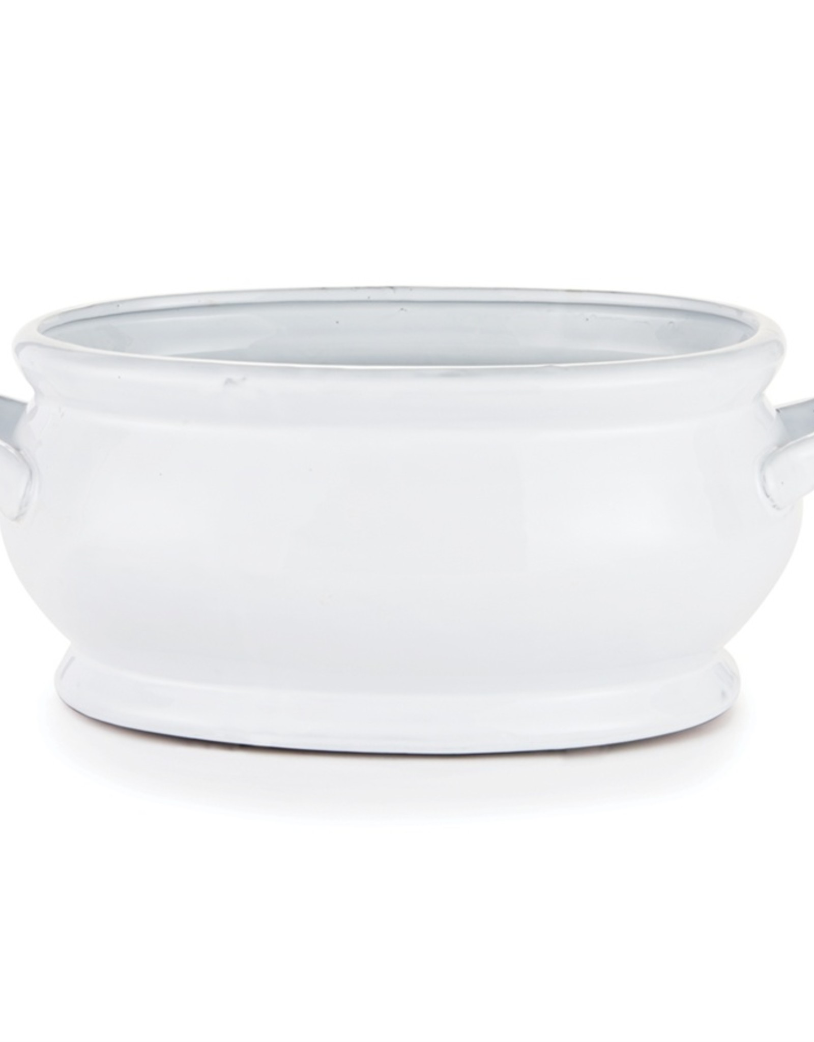 Napa Home and Garden Bradford Oval Cachepot