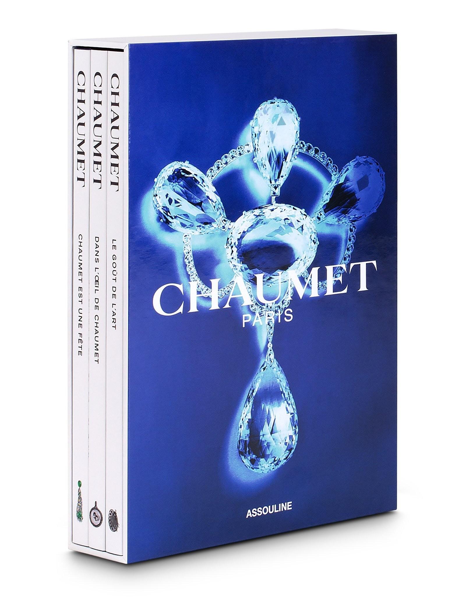 Assouline Chaumet: Photography, Arts, Fetes S/3