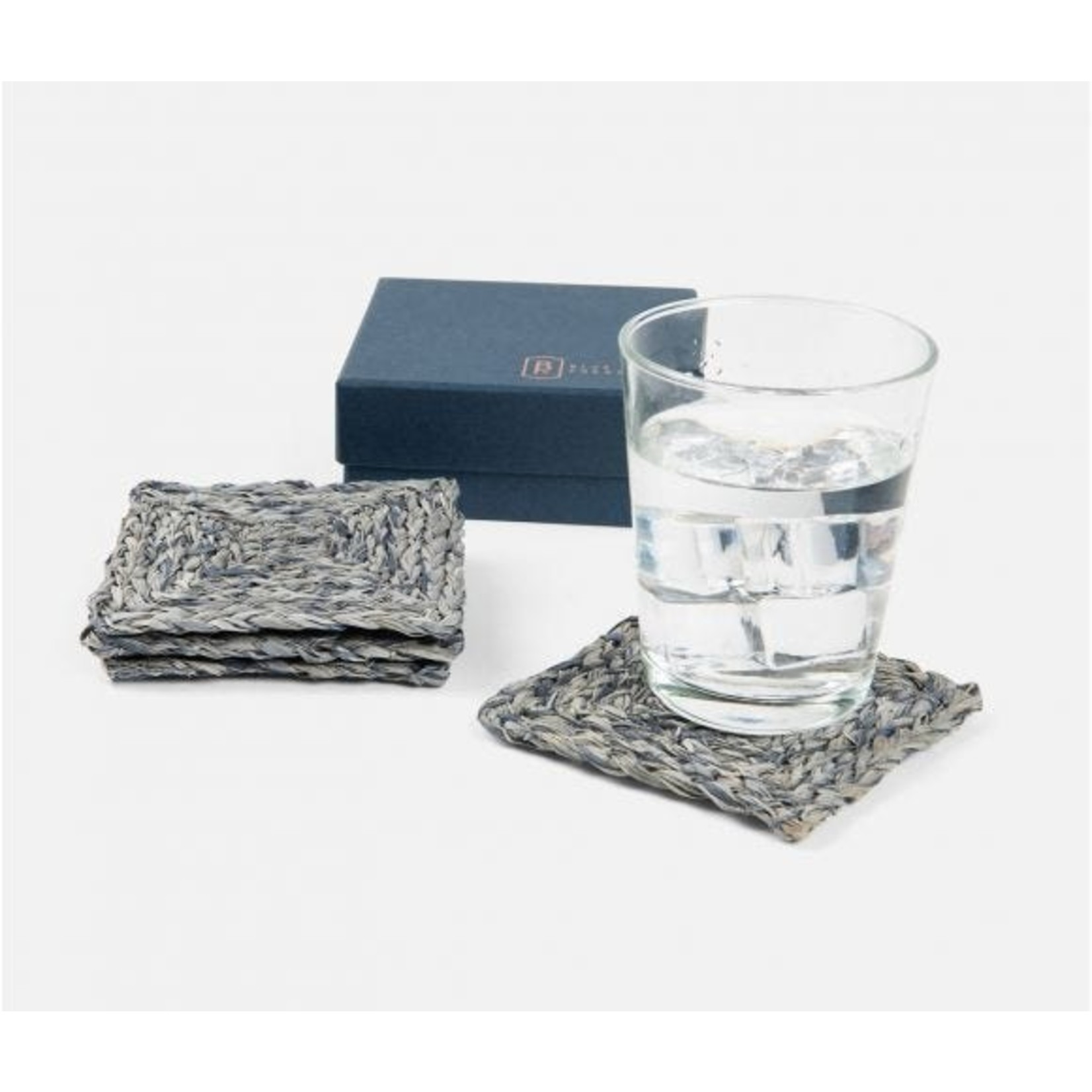 Blue Pheasant Zoey Coasters - Set of 4