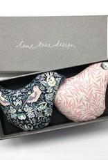 Lime Tree Design Lavender Bird Sachets - Set of 2