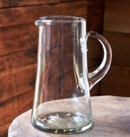 Bitters Co. Glass Pitcher